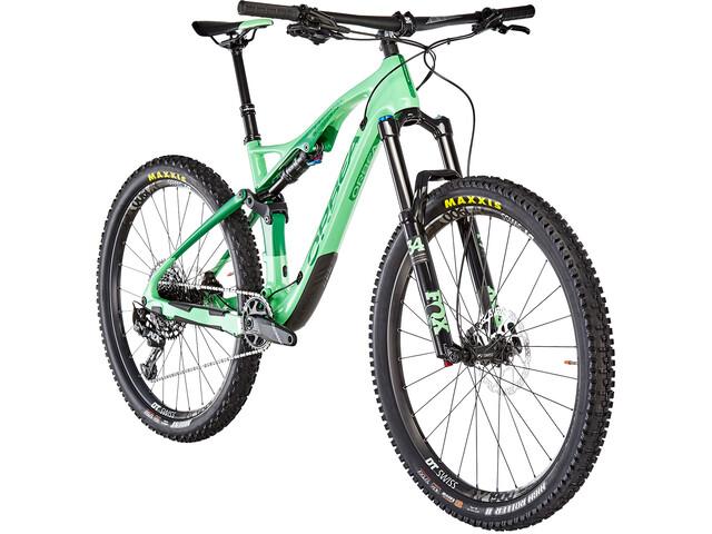 ORBEA Occam AM M30 MTB Fullsuspension grøn (2019) | Mountainbikes